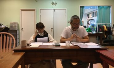 <i>Sweet Mandarin</i>: Playwriting Workshop