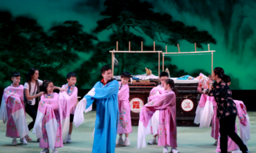 Interactive Drama Workshop – Cantonese Opera meets K-Pop