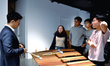 Discovering Percussion Music Workshop