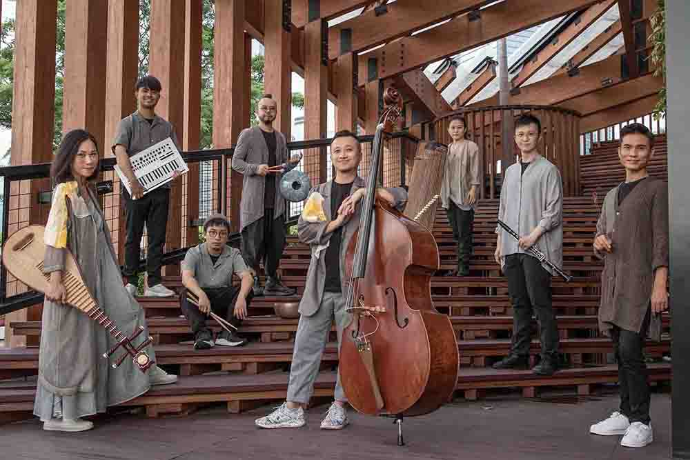 When Contemporary Jazz Meets Chinese Music